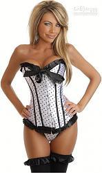 Корсет - актуален он сегодня или это пережиток прошлого?-new-sexy-wedding-corset-tops-bridal-bustier-jpg