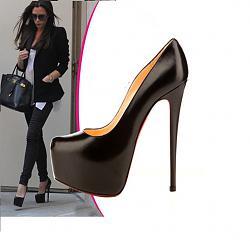 Обувь на 15-сантиметровой шпильке-chornyje-tufli-na-shpilke-jpg