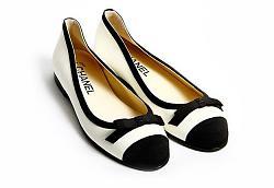 Какую лучше носить обувь?-baletki-chanel-jpg