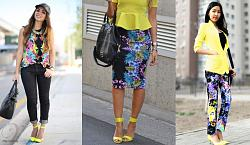 Яркие туфли в моде-zholtye-tyfli5-jpg