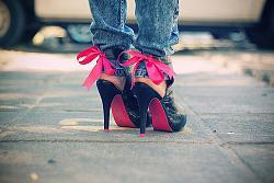 Какую обувь носить с джинсами?-1-4-jpg