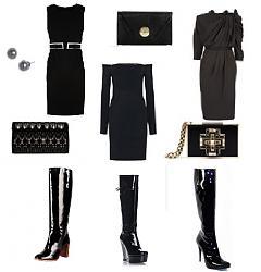 С чем носить черные лаковые сапоги под рептилию???-s_chem_nosit_lakirovanue_sapogi-jpg