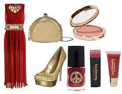 Золотые туфли - с чем носить-11-2-jpg