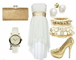 Золотые туфли - с чем носить-11-6-jpg
