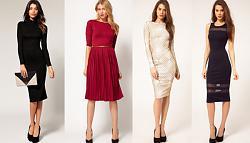Какую длину платья выбрать высокой девушке?-228-jpg