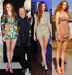 Какую длину платья выбрать высокой девушке?-korotkoe4-jpg