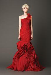 Цветные свадебные платья в моде!-1348687683_f_vw_ss13_kirsten_front-jpg