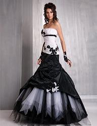 Цветные свадебные платья в моде!-aurye-mariages-jpg