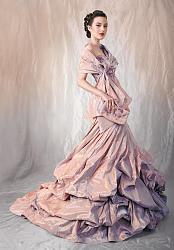 Цветные свадебные платья в моде!-cherie-sposa_mod_axelle-jpg
