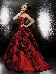 Цветные свадебные платья в моде!-gritti_spose-jpg