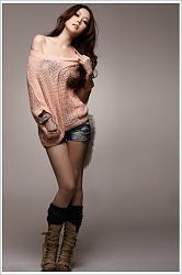 С чем носить свитера крупной вязки?-hh-22199sweater-pink-0-2219910-jpg