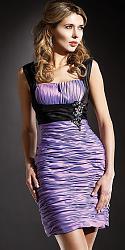 платья на выпуск для девушки с маленькими грудями.-189-jpg