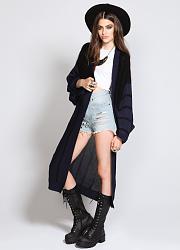 Как и кому носить длинный кардиган?-somedays-lovin-lovin-black-crows-cardigan-women-new-sweaters-03-jpg