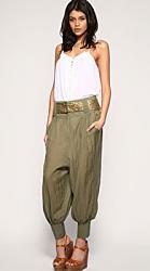 Широкие штаны галифе-pants-harem-style3-jpg