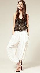 Широкие штаны галифе-pants-harem-style5-jpg