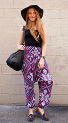 Широкие штаны галифе-pants-harem-style15-jpg