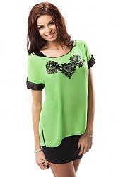 Салатовая блузка - с каким цветом юбки совместима?-17006____________52dda625ae9b2-jpg
