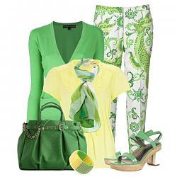 Салатовая блузка - с каким цветом юбки совместима?-myatnye-tufli-12-jpg
