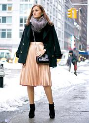 С чем носить плиссированную шерстяную юбку-plissirovannye_yubki_2014_6-jpg