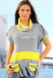 Модные безрукавки. С чем носить?-m_020-jpg