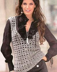 Модные безрукавки. С чем носить?-qa522-jpg