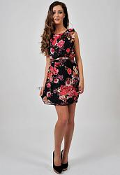 Фасон летнего платья из шифона-11-2-jpg