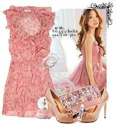 Фасон летнего платья из шифона-11-10-jpg