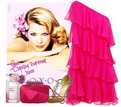 Фасон летнего платья из шифона-11-11-jpg
