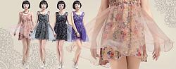 Воздушное платье с юбкой туту-t2xdg9xgnbxxxxxxxx_-398685180-jpg