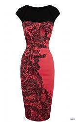 Платье-футляр-2013-new-designer-office-women-large-size-pencil-dress-jpg