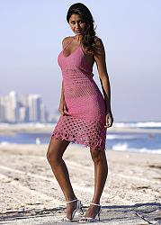 В моде ли вязаные летние платья?-10-jpg