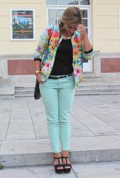 Женский бомбер-zara-floral-stradivarius-verde-pastel-jpg