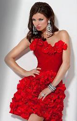 Маленькое красное платье - идеальный соперник чёрного цвета-1-3-jpg