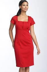 Маленькое красное платье - идеальный соперник чёрного цвета-1-4-jpg