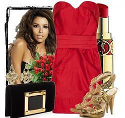Маленькое красное платье - идеальный соперник чёрного цвета-1-6-jpg