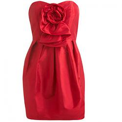 Маленькое красное платье - идеальный соперник чёрного цвета-1-1-jpg