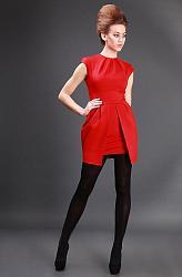 Маленькое красное платье - идеальный соперник чёрного цвета-11-8-jpg