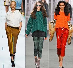 Какие капри сейчас самые модные-modnye-kapri-2013-41-jpg