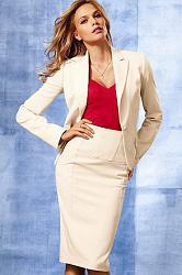 юбка молочного цвета - фантазия не справляется-33-pencil-skirt-jpg