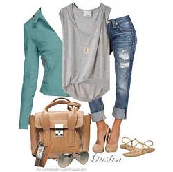 Рваные джинсы – с чем носить?-ecc8b6f6b93e51dc857ae4722c4f5c0c-jpg
