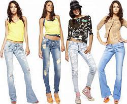 Рваные джинсы – с чем носить?-stilnye-modnicy-jpg