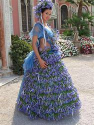Платья из цветов-i-3556-jpg