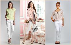 Белые брюки-chto-odet-s-belymi-brjukami-jpg