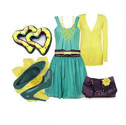 Лимонный цвет - с чем носить-11-1-jpg