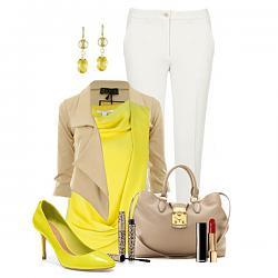 Лимонный цвет - с чем носить-11-8-jpg
