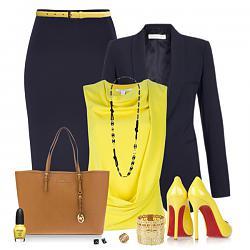 Лимонный цвет - с чем носить-11-13-jpg