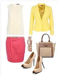 Лимонный цвет - с чем носить-11-17-jpg