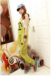 Штаны на лямках-hh-437143strappants-yellow-1-43714311-jpg