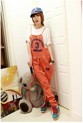 Штаны на лямках-hh-437143strappants-orange-4-43714323-jpg