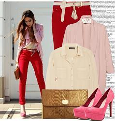С чем носить розовый пиджак?-cvetnyje_dzhinsy_8-jpg